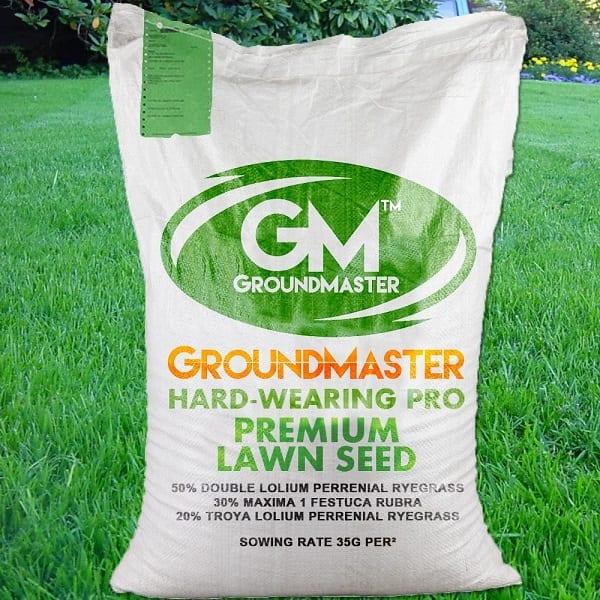 GroundMaster Pro UK grass seed