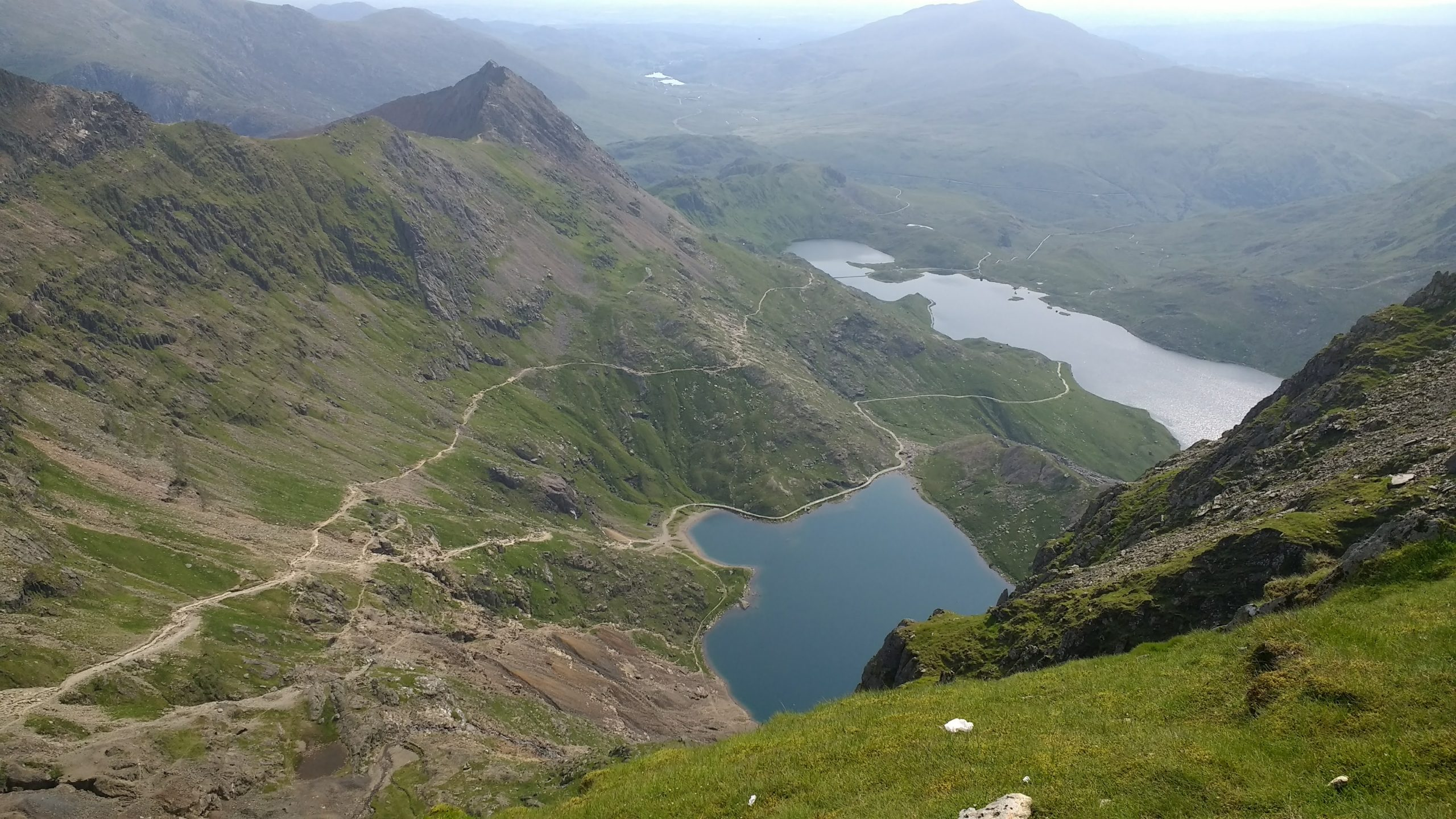Miners Track, Pyg Track and Grib Goch