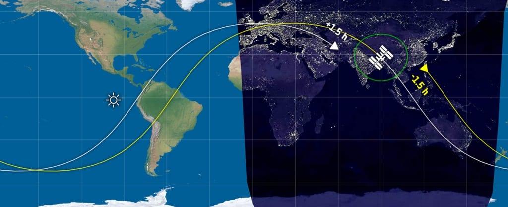 ISS Tracker screenshot