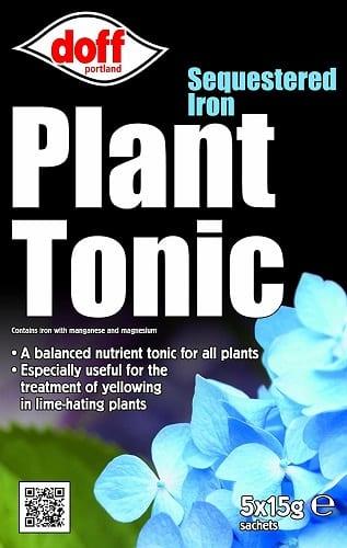 Prevent yellow hydrangea leaves