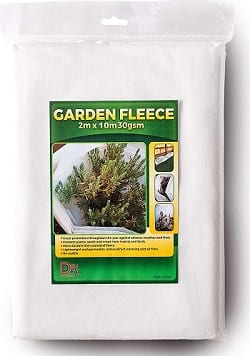 Winter garden fleece
