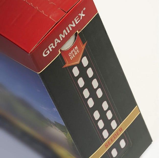 Graminex grass seed spreader