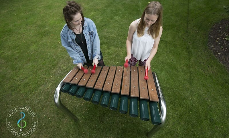 Grand marimba by Percussion Play
