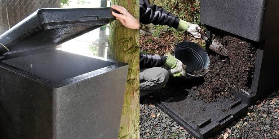 Hotbin insulation