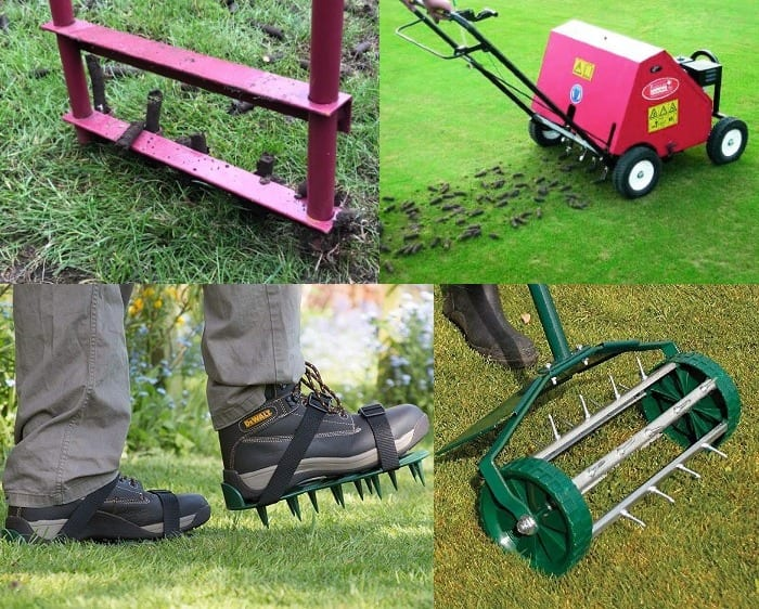 Lawn Aerator Spikes/Shoes: Don't Bother. Try This Instead.