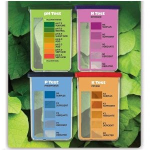 Soil test kit 1