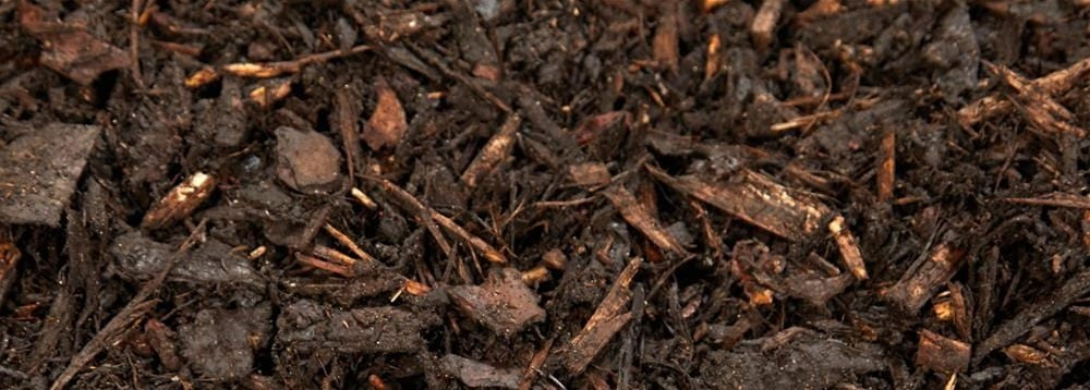 Mulch is a natural and homemade weed killer