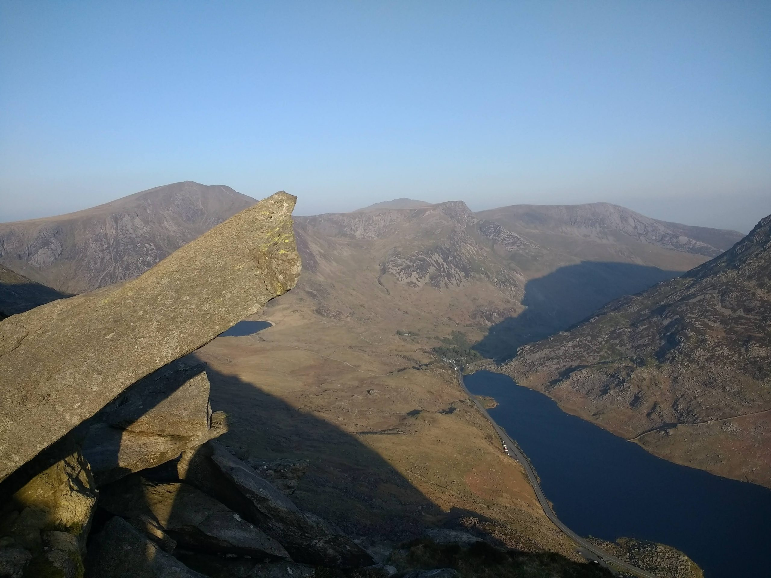 The Cannon on Tryfan