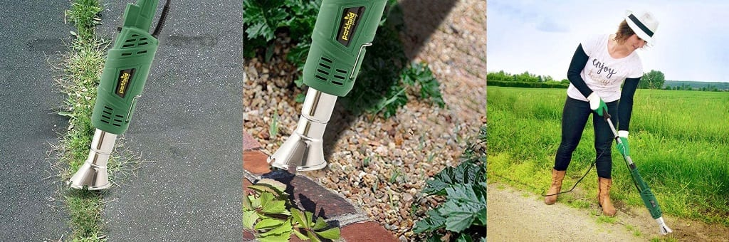 Weed burners - safer than homemade weed killers