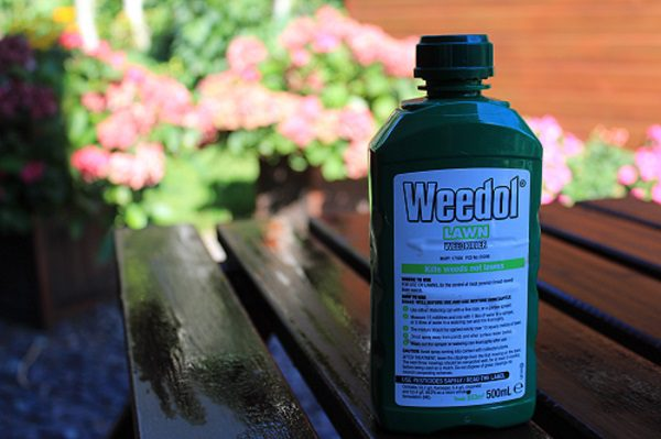 Weedol - the strongest weed killer for lawns